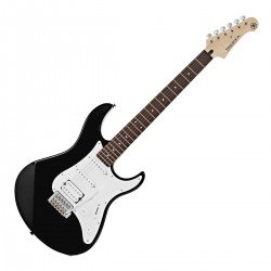 Yamaha Pacifica 012 Electric Guitar, Black