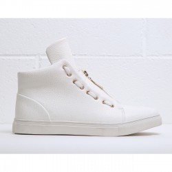 Duca di Morrone - DUSTIN Designer High Top Trainers - Size EU 44 UK 10
