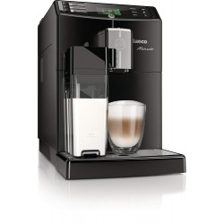 Philips HD8763/18 Saeco Minuto Automatic Espresso Cappuccino Machine 1.8 Litre, 1850 Watt, 15 Bar, Black