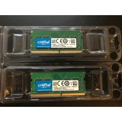Crucial 8GB Kit (4GBx2) DDR4 2133 MT/s (PC4-17000) SODIMM 260-Pin Memory - CT2K4G4SFS8213
