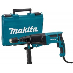 Makita HR2630 3-Mode SDS+ Rotary Hammer 26 mm, 240 V