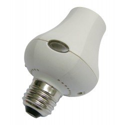 Everspring AN145-2-ES Z-Wave 100 W Lamp Holder (ES), White