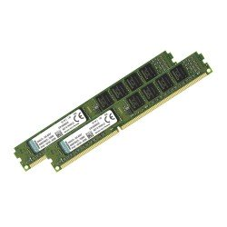 Kingston KVR13N9S8K2/8 RAM 8 GB 1333 MHz DDR3 Non-ECC CL9 DIMM Kit (2 x 4 GB) 240-Pin, 1.5 V