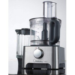 Kenwood MultiPro Classic FDM781BA Food Processor - Silver