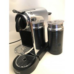 Nespresso CitiZ and Milk Coffee Machine M195 , by Magimix - Chrome