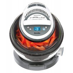Breville VDF122 Halo+ Duraceramic Health Fryer, 1.2 kg [Energy Class A]