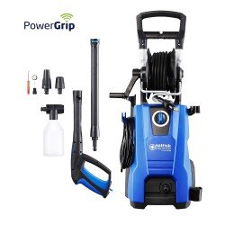 Nilfisk D-PG 140.4 bar Pressure Washer with PowerGrip control