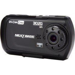 Nextbase 302G Deluxe GPS 1080p Full HD Dash Cam + 32GB SD Card