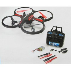Revell Quadcopter Shadow Cam 720p Camera Drone