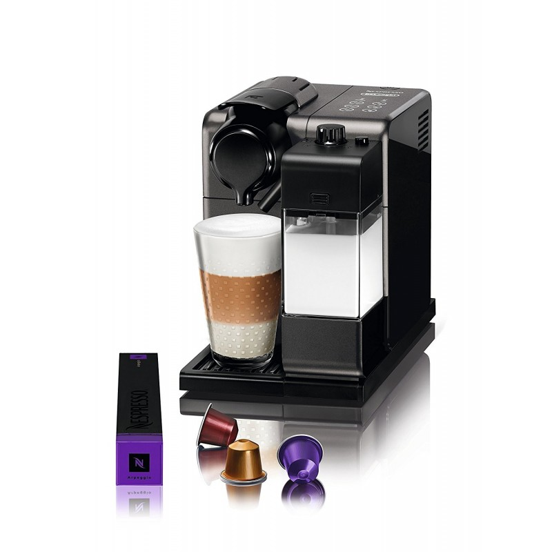 delonghi lattissima touch nespresso coffee maker with free coffee pod organiser that one. Black Bedroom Furniture Sets. Home Design Ideas