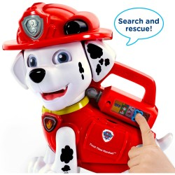 VTech Paw Patrol Treat Time Marshall - Talking Toy - Alphabet Feed Me Treats