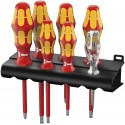 Wera 160 I/7 VDE 6 pieces Electrical Screwdriver Set