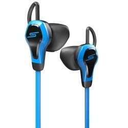 SMS Audio Bio Sport Water Resistant Smart Earbuds With Heart Monitor