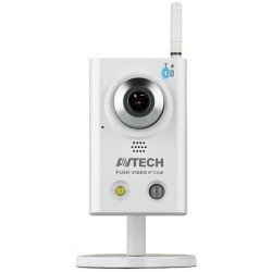 AVTECH AVN812 - Push Video Wireless HD IP Camera - Home Network