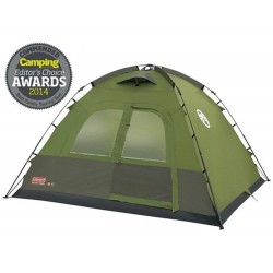 Coleman Instant Dome 5 Person Tent - 60 Sec. Erect