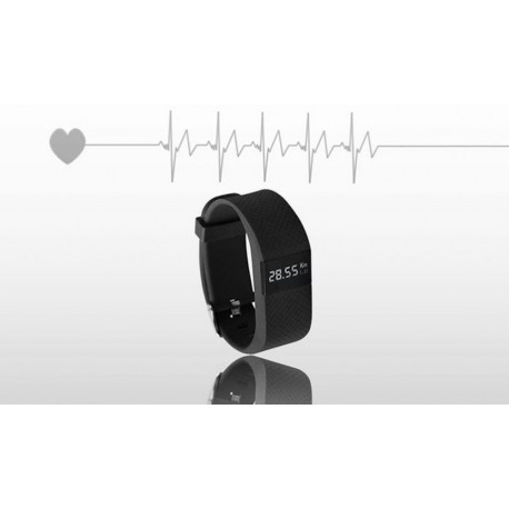 BAS-TeK Pulse Sports Activity Watch - Fitness Tracker - iOS & Android Compatible