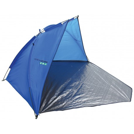 Yellowstone Beach Wind Shelter With Full Zip-up Closure