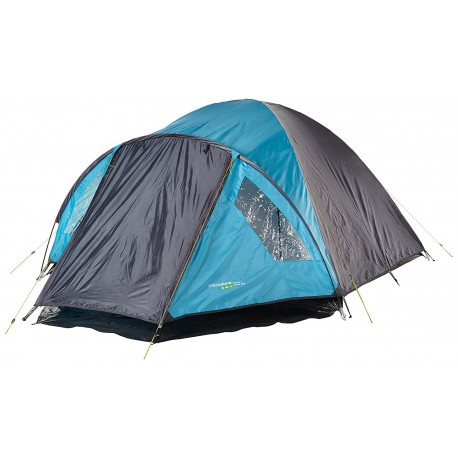 Yellowstone Ascent 4 Dome Tent - Blue