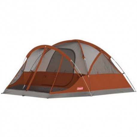 Coleman Instant Dome 5 Person Tent - 60 Sec. Erect  sc 1 st  ThatOne.co.uk & Coleman Evanston Screened 4 Person Family Tent - Easy Pitch ...