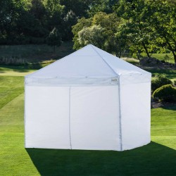 ProShade Professional-Grade Aluminium 10' x 10' Instant Canopy With Side Screens
