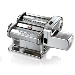 Marcato 08 0155 12 00 Pasta Machine with Atlas Motor - 2 Rollers RRP £186