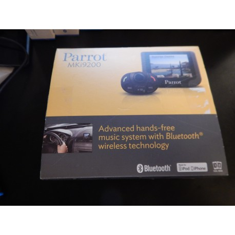 Parrot MKi9200  Bluetooth Handsfree Music & Phone System With Voice Recognition