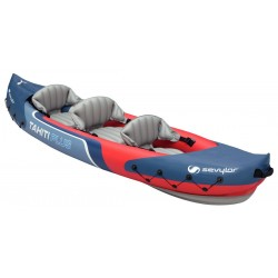 Sevylor Tahiti Plus - 2 + 1 (3 Person) Inflatable Kayak
