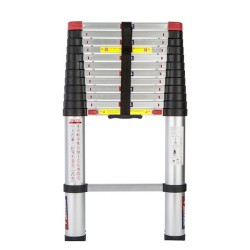 "Spear & jackson 3.8m 12'6"" Telescopic Ladder"