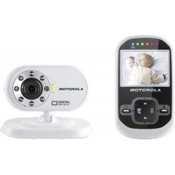 Motorola MBP26 Sense Digital Pan, Tilt Wireless Video Baby Monitor