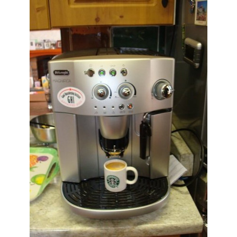 delonghi magnifica esam4200 s bean to cup espresso cappuccino machine rrp that one. Black Bedroom Furniture Sets. Home Design Ideas