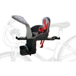 WeeRide SAFE Front Child Bike Seat - Ages 1-4 yrs