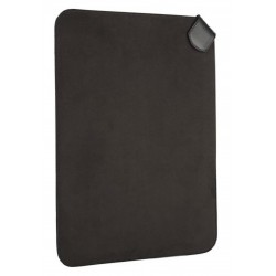 Targus Universal Nubuck Leather Passport Wallet for 9.7-10.1 inch Tablets - Black