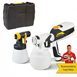Wagner WallPerfect Flexio 580 I-Spray HVLP Paint Spraying System - RRP £179