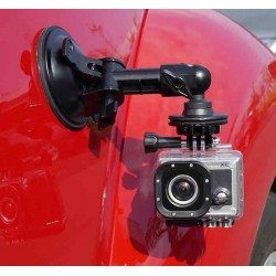 Activeon AM04 A Motorsport Windscreen Suction Mount Holder for Activeon Action Cameras