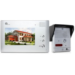 1byOne 4 Wire Color Video Door Phone - RRP £179