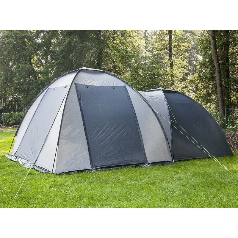 ... Skandika Bergen 4 Person Dome Tent - Blue/Grey - RRP £209 ...  sc 1 st  ThatOne.co.uk & Skandika Bergen 4 Person Dome Tent With Sleep Pod - Blue/Grey ...