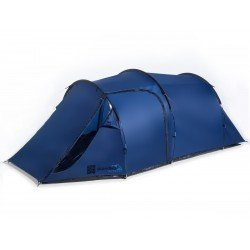 Skandia Fauske Tunnel Tent available in Blue - 3 Persons