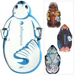 SNOW BOOGIE ARCTIC SLIDER ANIMAL FOAM SLEDGE - POLAR BEAR
