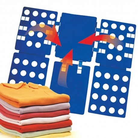 Amazing T Shirt Folding Board Organiser - Get Perfect Folds Every Time