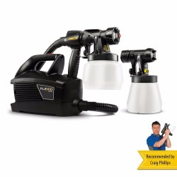Wagner W699 Flexio Universal Sprayer + 1300ml & 800ml Spray Guns