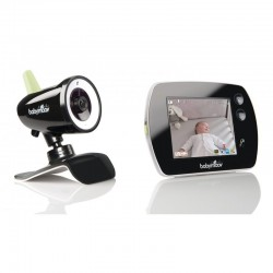 BabyMoov Wireless Touch Screen Video Baby Monitor, 2 Way Sound + Lullaby